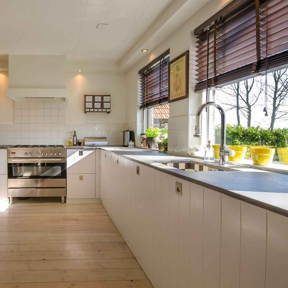Suddenstrike Pest Control Cheshire | Domestic, Commercial, Agricultural | Modern kitchen